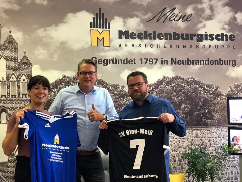 SV Blau Weiß neubrandenburg